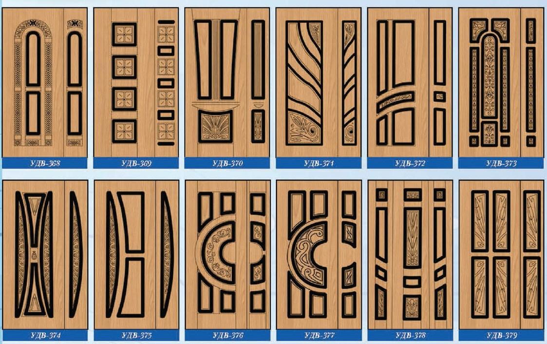популярные марки железных дверей